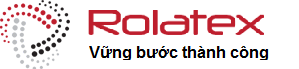 Logo rolatex