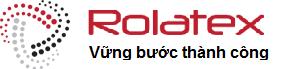 Logo rolatex