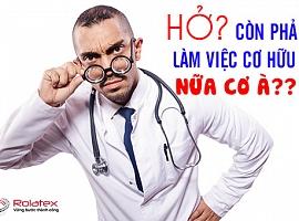 BẤT LỢI CHO PHÒNG KHÁM ĐA KHOA: Bác sĩ phụ trách chuyên khoa bắt buộc phải làm việc cơ hữu tại Phòng khám